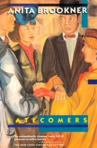 brookner—latecomers