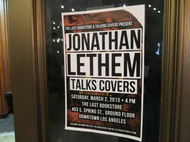 Lethem Sign