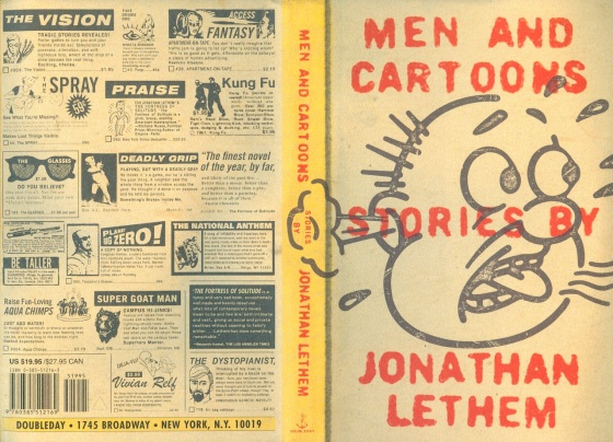 Men and Cartoons—for LA