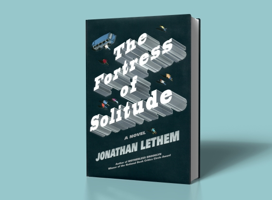 The Fortress of Solitude (hardcover)