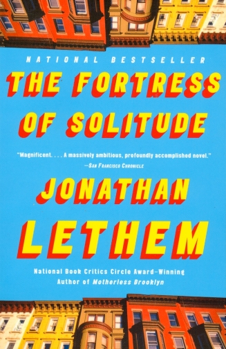 The Fortress of Solitude (paperback)—Lethem